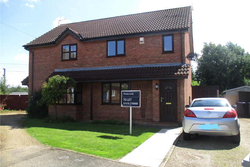 House to rent in Grantham - Bramblewood Close, Gonerby Hill Foot, Grantham, NG31