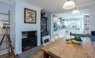 Wonderful period home in centre of Dorking