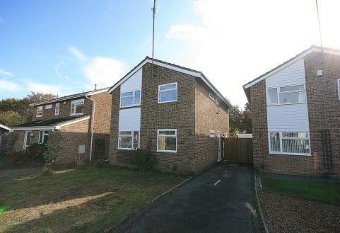 Barnstaple Close, Abington Vale, Northampton, NN3