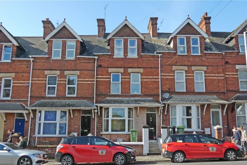 House to rent in Exeter - Pennsylvania Road, Exeter, Devon, EX4