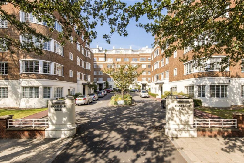 Apartment for sale in St Johns Wood - STOCKLEIGH HALL, ST JOHN'S WOOD, NW8 7LB