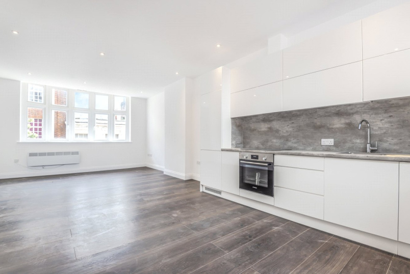 Flat/apartment for sale in Basingstoke - Winchester Street, Basingstoke, RG21