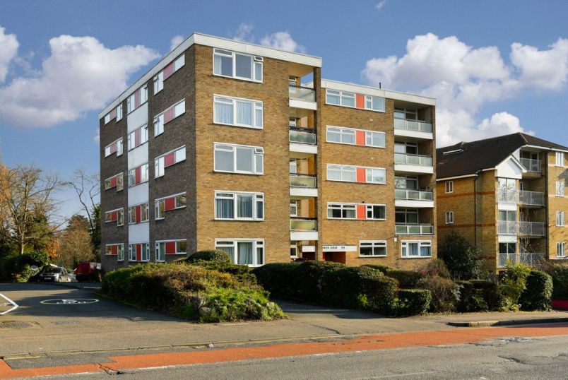 Flat/apartment for sale in Surbiton - Brunswick Lodge, Ewell Road, Surbiton, KT6