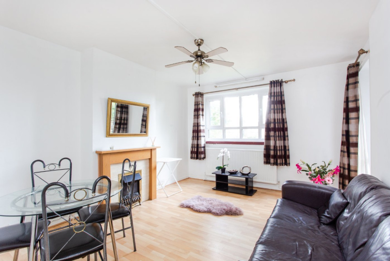 Flat/apartment to rent in Islington - Patten House, Green Lanes, London, N4