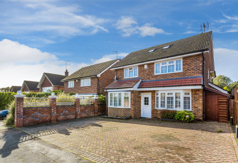 Swan Ridge, Edenbridge, Kent, TN8