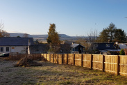 View of House Plot, Low Town, Thornhill, FK8