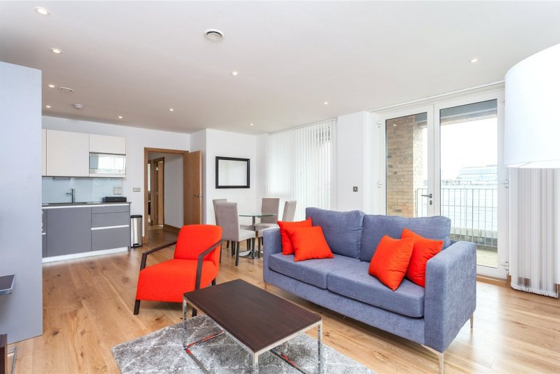 Flat/apartment for sale in Shoreditch - Fusion Court, 51 Sclater Street, London, E1