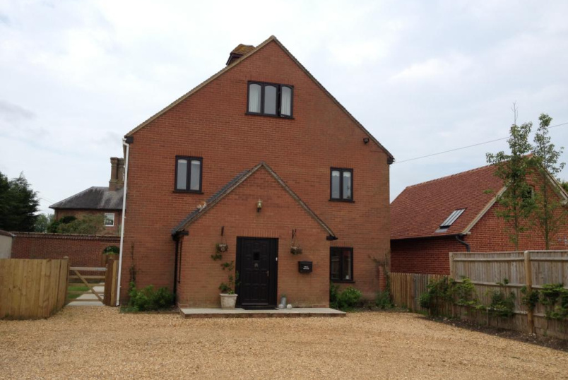 House to rent in  - Hackleys Lane, East Wellow, Hampshire, SO51