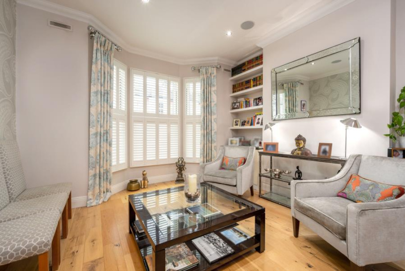 House - terraced for sale in St Johns Wood - ULYSSES ROAD, LONDON, NW6 1EE