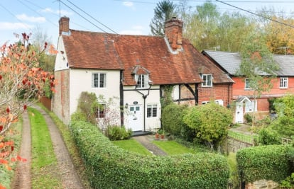 Grade II LISTED COTTAGE