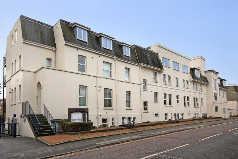 Flat/apartment to rent in Southbourne - Sanderling, 3 Owls Road, Bournemouth, BH5