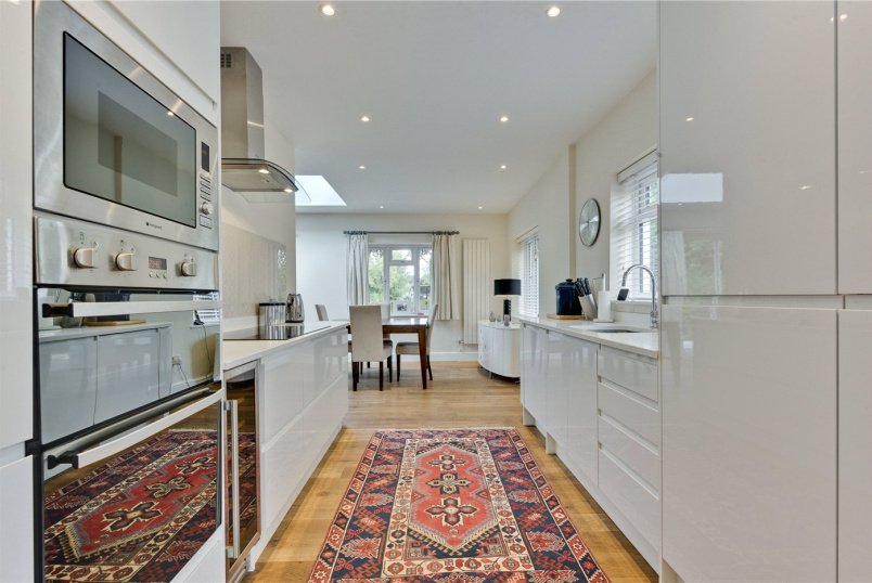Bungalow for sale in Weybridge - Hamm Court, Weybridge, Surrey, KT13
