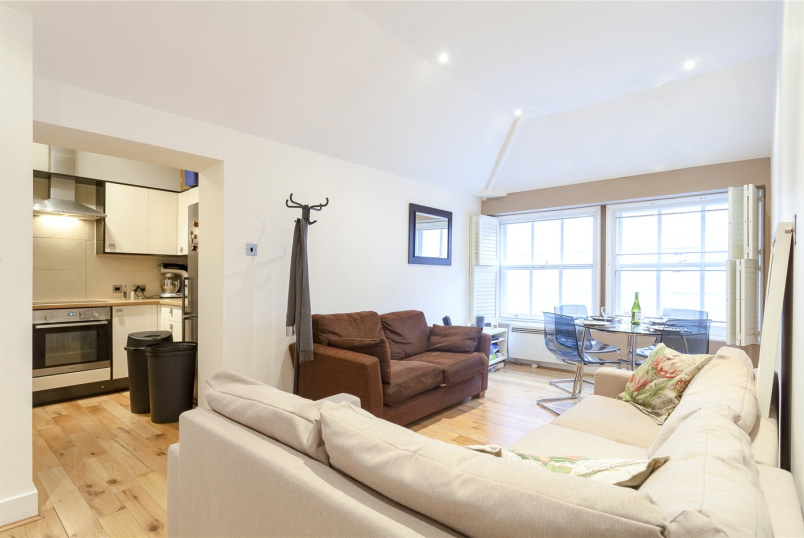 Flat/apartment to rent in Shoreditch - Artisan House, 36 Middlesex Street, London, E1