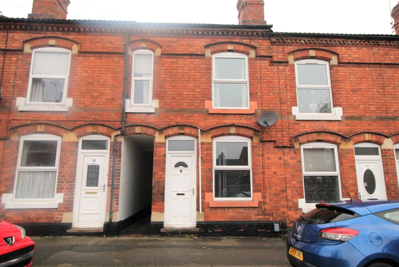 House to rent in Grantham - Vernon Street, Newark, Nottinghamshire, NG24