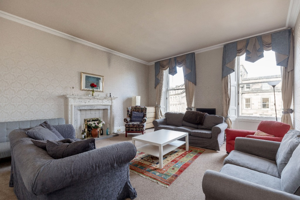 Image 1 of 4, Great Stuart Street, New Town, Edinburgh, EH3 6AW