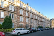 View of McLennan Street, Mount Florida, Glasgow, G42