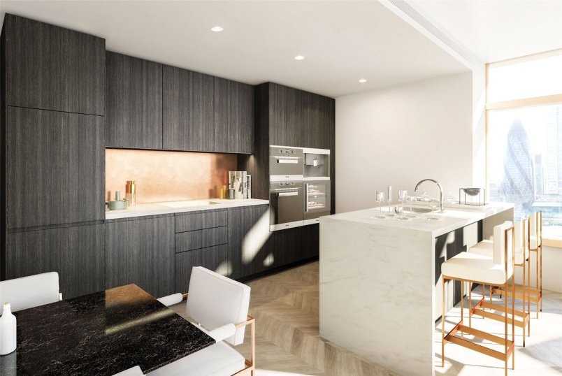 Flat/apartment for sale in Shoreditch - Principal Place, Worship Street, London, EC2A