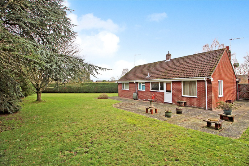Bungalow for sale in Poringland - Fortune Green, Alpington, Norwich, NR14