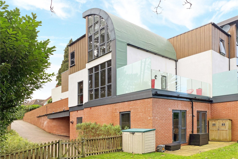 House for sale in Westbourne - Trafalgar Mews, 1 Nelson Road, Bournemouth, BH4