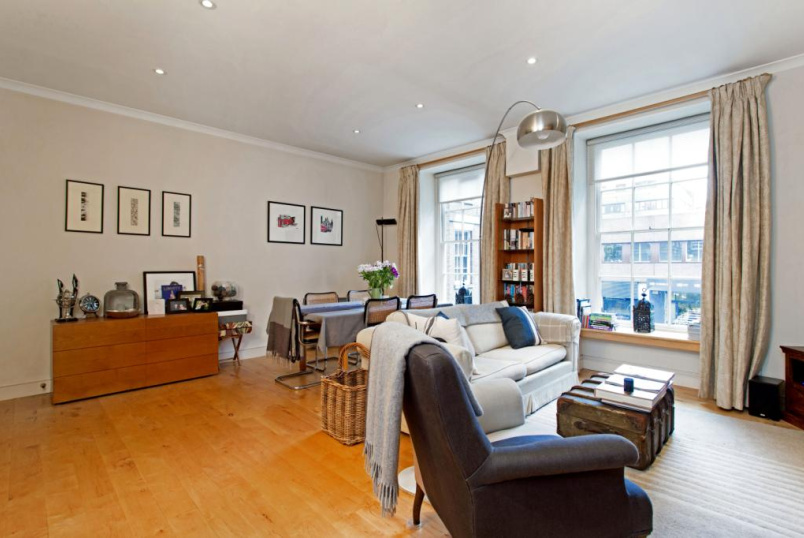 Flat/apartment to rent in West End - Sandringham Court, Dufours Place, Soho, W1F