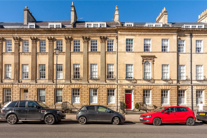 Flat/apartment for sale in Bath - Great Pulteney Street, Bath, Somerset, BA2