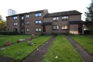 View of Fortinghall Place, Cleveden, G12
