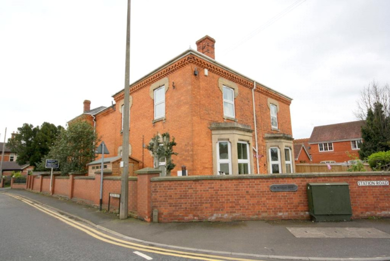 House to rent in  - Wellington House, Station Road, Heckington, NG34