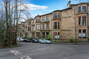 View of Bowmont Terrace, Dowanhill, Glasgow, G12