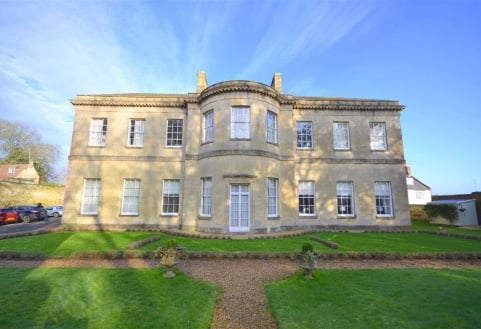 Castle House, Calne, Wiltshire