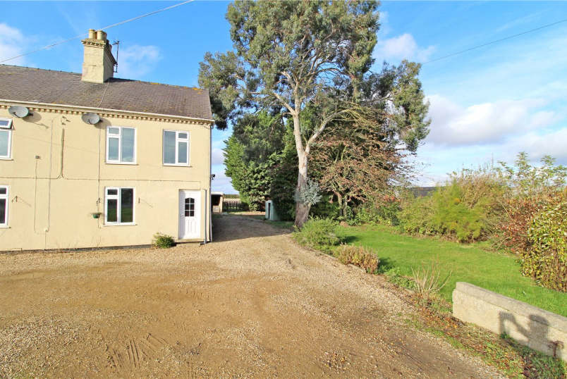 House for sale in Market Deeping - Allice Cottage, Main Road, Deeping St. Nicholas, PE11