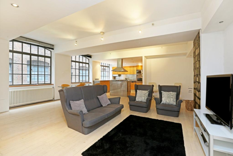 Flat/apartment to rent in West End - Soho Lofts, Richmond Mews, Soho, W1D