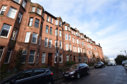 View of Nairn Street, Yorkhill, Glasgow, G3
