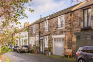 View of Dean Park Mews, Edinburgh, Midlothian, EH4