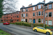 View of Camphill Avenue, Langside, Glasgow, G41