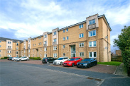View of Castlebrae Gardens, Cathcart, Glasgow, G44