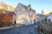 View of Mill Court, Newtown St Boswells, Roxburghshire, TD6