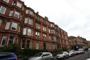 View of White Street, Partick, Glasgow, G11
