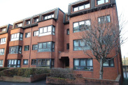 View of Novar Drive, Glasgow, Lanarkshire, G12