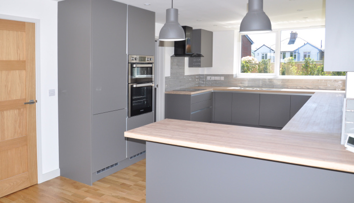Fabulous brand new detached house in Newton Poppleford