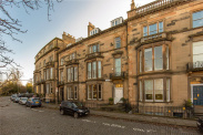 View of Buckingham Terrace, Edinburgh, EH4