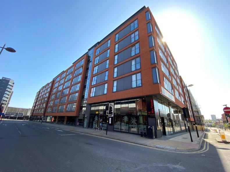 2 bedroom flat to rent in Bromsgrove Street, City Centre ...