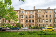 View of Lonsdale Terrace, Edinburgh, Midlothian, EH3