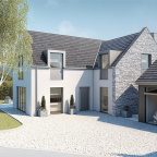 Plot 2, Marians Maples, Vicarage Close, Stoke Gabriel, Totnes, TQ9