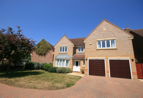 Martlet Close, Wootton, Northampton, NN4