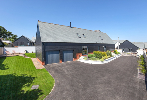 Barn Court Road, Berry Pomeroy, Totnes, TQ9