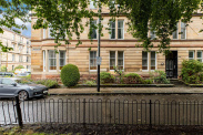 View of Barrington Drive, Woodlands, Glasgow, G4