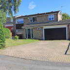 Shearsby Close, Wigston, Leicestershire