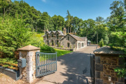 View of The Stables, Nr Dunkeld, Perthshire, PH8