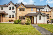 View of Drumbeg Terrace, Milngavie, G62