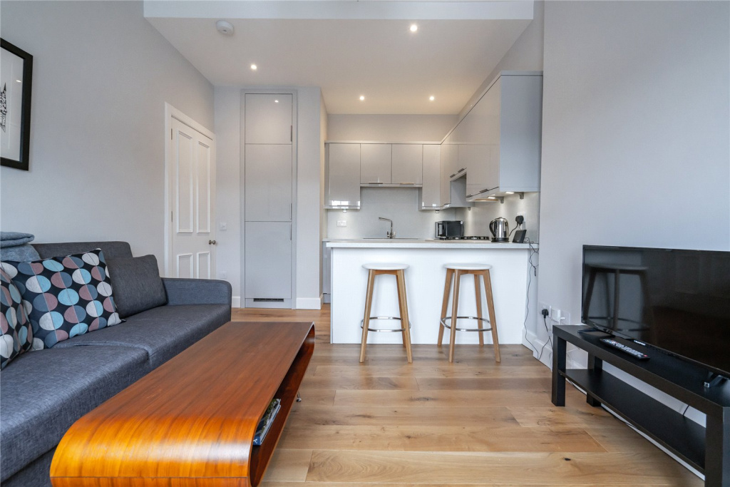 1 bedroom apartment for sale in Henderson Row, Edinburgh ...